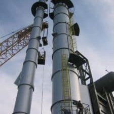 PCC Thermal Oxidizer
