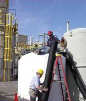 PCC Industrial Process